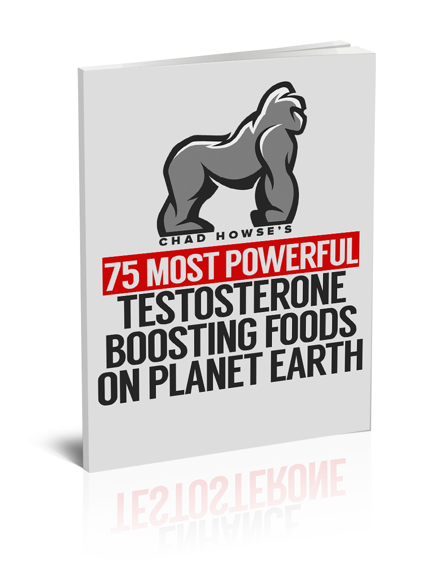 The Man Diet | How to Boost Testosterone
